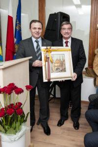 Bivši predsjednik UO Rovinj Gospodin Gracijano Švić
